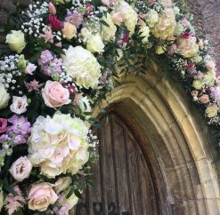 Wedding Flowers & Table Centres
