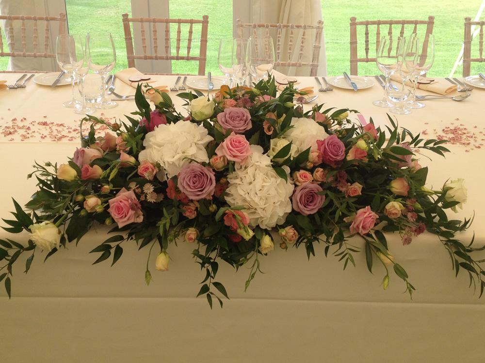 Wedding Flowers Amp Table Centres Mulberries The Florist