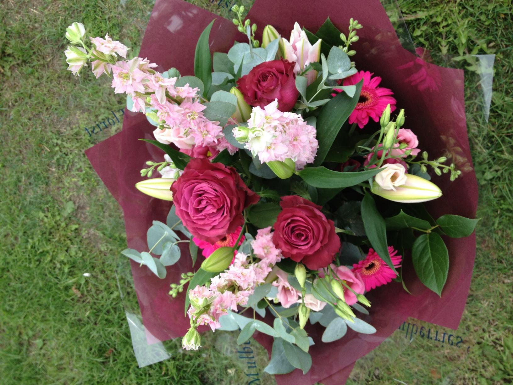 Flower Arrangements Bouquets Mulberries The Florist